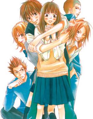 Sélection anime + manga